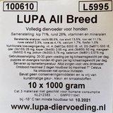 Lupa All Breed Compleet 10x1 kilo                      _