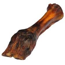 Kalfspoot met vlees, 1 stuk