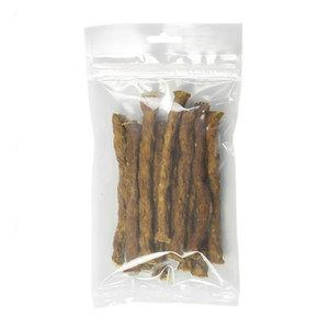 Vleessticks struisvogel, 100 gram