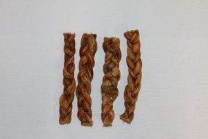 Bandit lamsstaafjes gevlochten, 100 gram