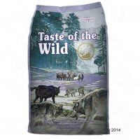 Taste of the Wild-Sierra Mountain Canine