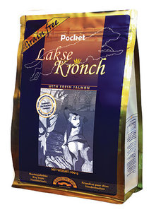 "Lakse Kronch ""Pocket"" Zalmsnacks 175 gram"