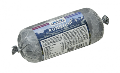 Alaska Cat-Rund/Kip, 22x250 gram