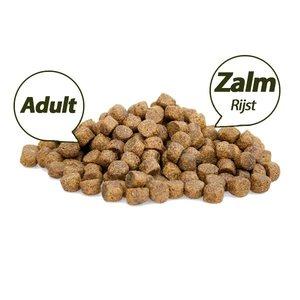 Superieur (PREMIUM) Zalm en Rijst Brokken - 20 KG