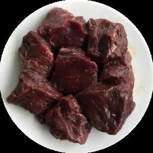 Rundvlees 10x1 kilo
